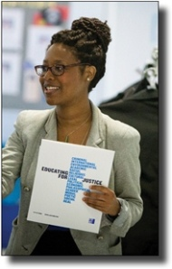 Tia Fletcher, CUNY Graduate Center and Pinkerton Graduate Research Fellow